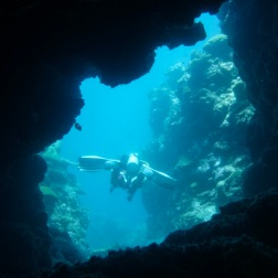 Cave Diving | Munda, Solomon Islands