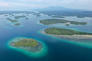 Polynesian Paradise, Solomon Islands
