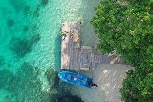 Blacktip Jetty, Lola Island, Solomon Islands