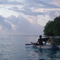 Sunrise Kayaking, Lola Island, Solomon