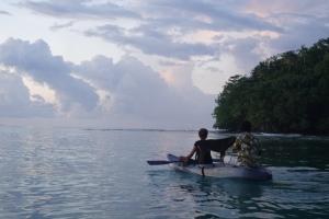 Sunrise Kayaking, Lola Island, Solomon