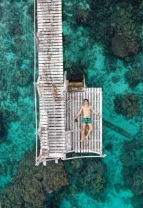 Coral Gardens on Imagination Island, Solomon Islands