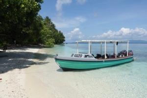 Grand Central, Gizo, Solomon Islands